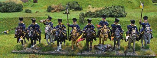 5te Schlesische Landwehr Kavallerie