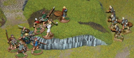 Welsh going after the crossbows