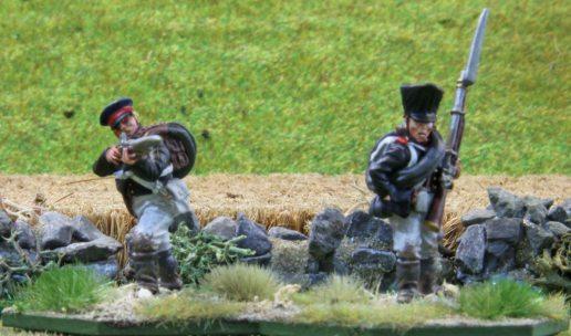 12te Reserveinfanterie (Skirmishers)