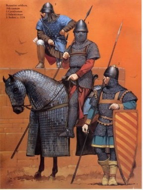Byzantine Troops