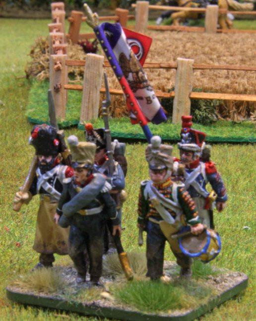 37eme - 2 Légère (battalion command)