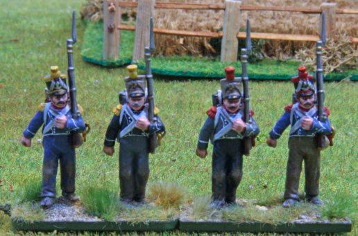 37eme - 2 Légère (Carabiniers & Voltigeurs)