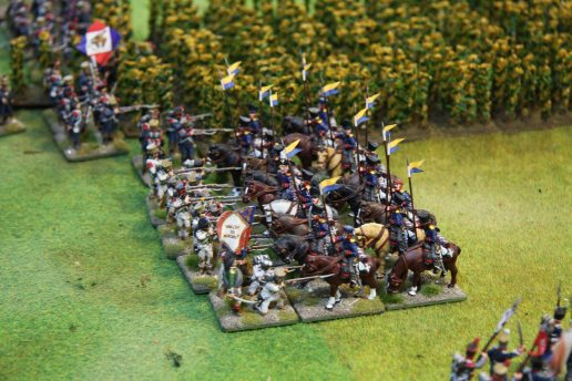 Charge of the Brandenburg Uhlanen