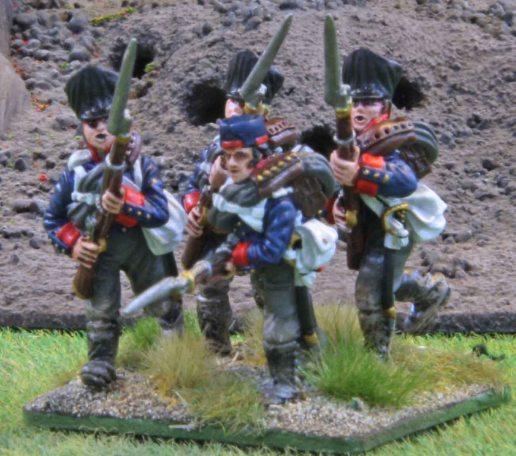 Westpreussisches Grenadierbattalion (first coy base Nr. 2)
