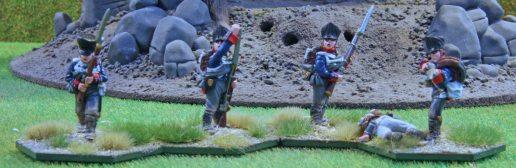 Westpreussisches Grenadierbattalion (skirmishers)
