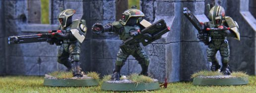 Tau Firewarrior Shas'ui (Corporals)