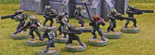 Tau Firewarrior Team 1