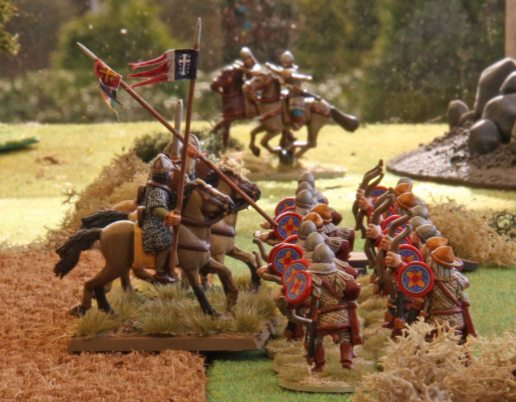 Norman Cavalry vs. Byzantine Archers