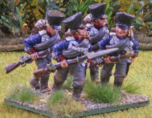 Brandenburg Infanterie Regiment (2nd Coy base with NCO)
