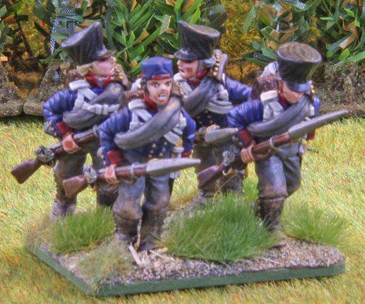 Brandenburg Infanterie Regiment (2nd Coy base)