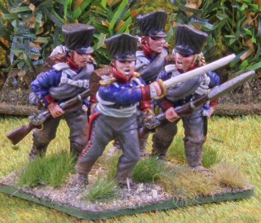 Brandenburg Infanterie Regiment (3rd Coy base)