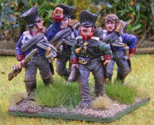 Brandenburg Infanterie Regiment (4th Coy base)