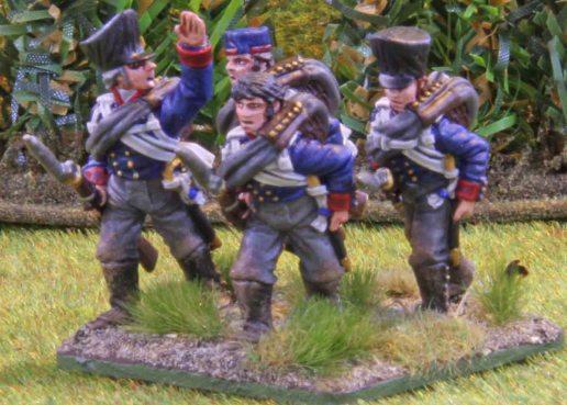 Brandenburg Infanterie Regiment (another 3rd Coy base)