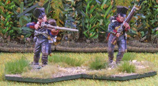 Brandenburg Infanterie Regiment (skirmishers)
