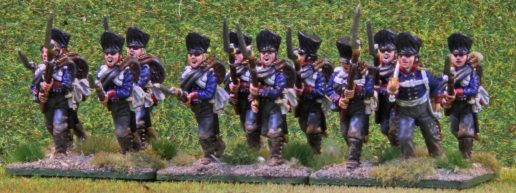 Leibgrenadierbattalion (1st Coy bases)