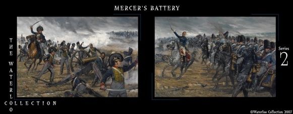 Mercer´s Battery (Series 3, Waterloo Collection) © http://www.waterloo-collection.com/