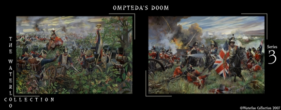 Ompteda´s Doom (Series 3, Waterloo Collection) © http://www.waterloo-collection.com/
