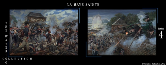 La Haye Sainte (Series 4, Waterloo Collection) © http://www.waterloo-collection.com/
