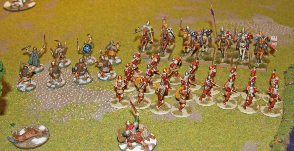 SAGA: Normans vs. Varangian Guard (4/6)