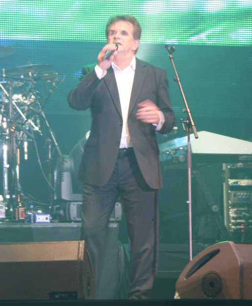 Donnie Munro at Party on the Moor (Runrig 40th Anniversary Concert)