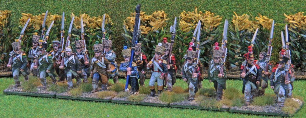 Generic French Ligne Regiment (1/6)