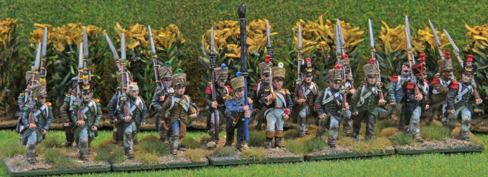 Generic French Ligne Regiment (2/6)
