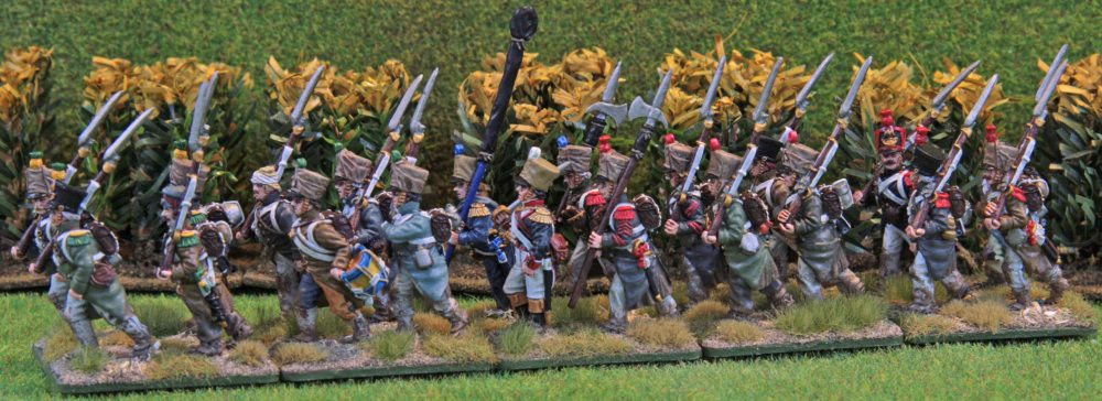 Generic French Ligne Regiment (3/6)