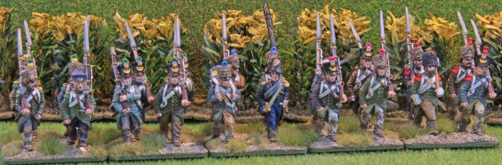 Generic French Ligne Regiment (5/6)