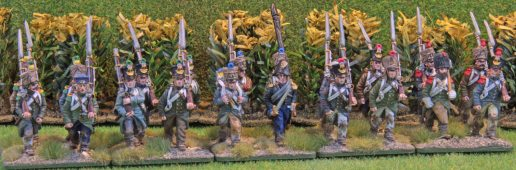 Generic French regiment [2nd battalion, in line]
