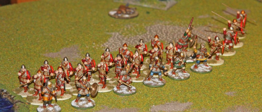 SAGA: Normans vs. Varangian Guard (6/6)
