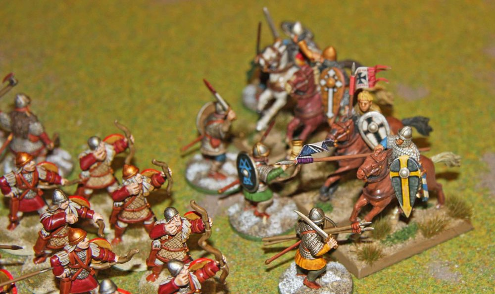SAGA: Normans vs. Varangian Guard (5/6)