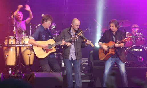 Runrig with Duncan Chisholm at Party on the Moor (Runrig 40th Anniversary Concert)