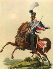 Brandenburger Hussar 1813