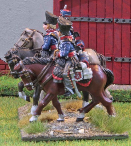 Brandenburger Hussaren (details)