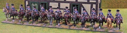 Brandenburger Hussaren (unit shot)