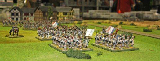 DHC Wargames Club  Völkerschlacht von Leipzig, Battle of Möckern