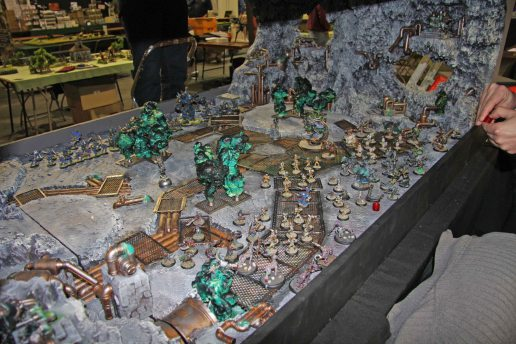 Warmachine lower level