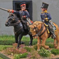 Prussian officers