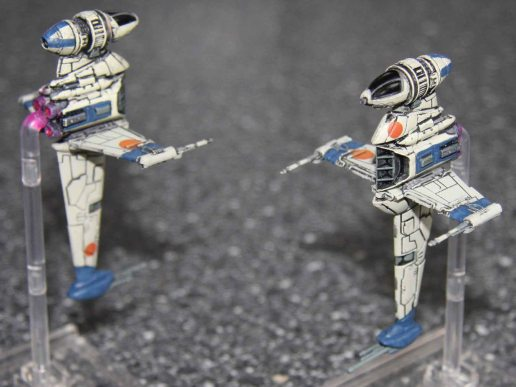 B-Wings [Repaints]