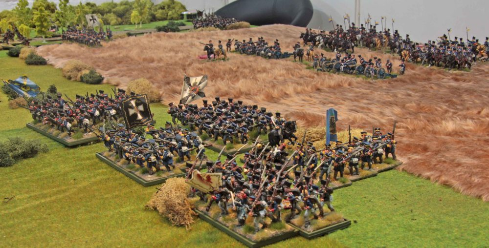 Some Napoleonic game shots (6/6)