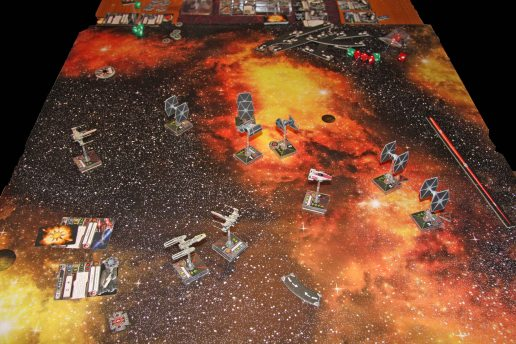 X-Wing positions at the end of the pan-ultimate round