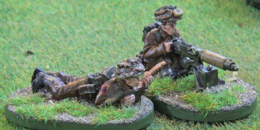 British Vickers team [BA]