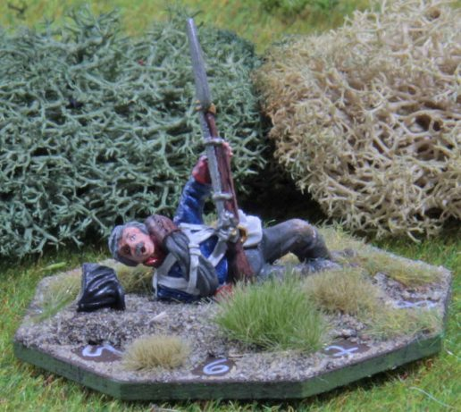 Prussian Regulars casualty counter