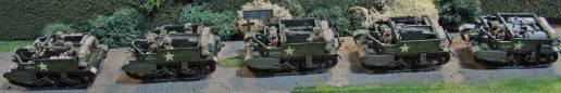 Universal Carrier unit