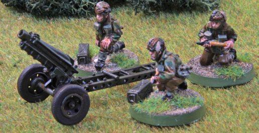 British Para pack howitzer [WG]