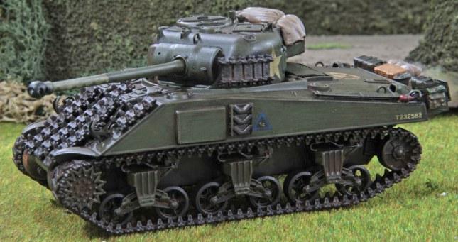 Sherman Firefly (Troop 1, Tank c , front)