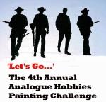 Analogue Hobbies Painting Challengerecap
