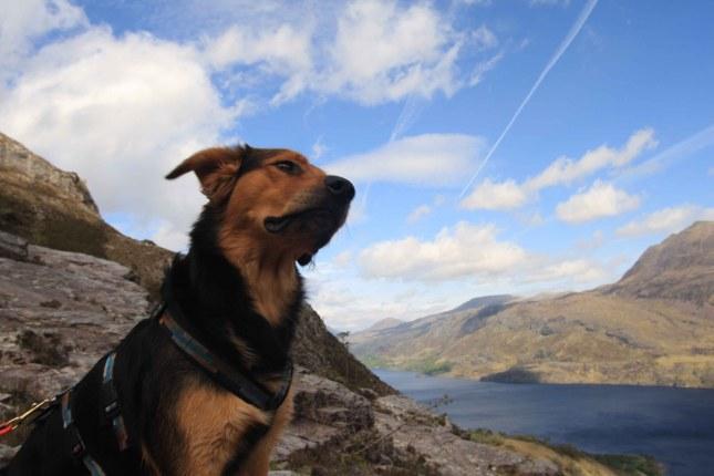 Sami by Loch Maree