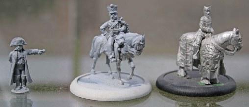 Giveaway miniatures