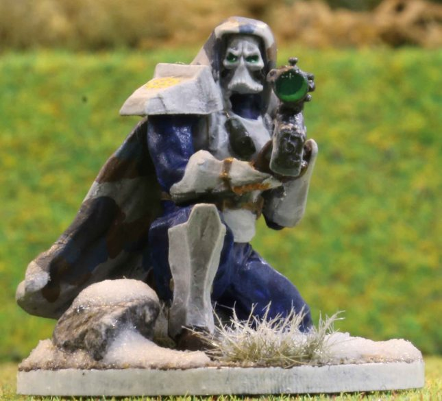 Venusian Ranger Marksman